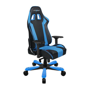 DXRacer OH/KS06/NB Black/Blue King Series Gaming Chair - Racer Gaming Chairs