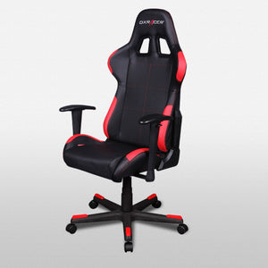 DXRacer OH/FD99/NR Black/Red Formula Series Gaming Chair - Racer Gaming Chairs