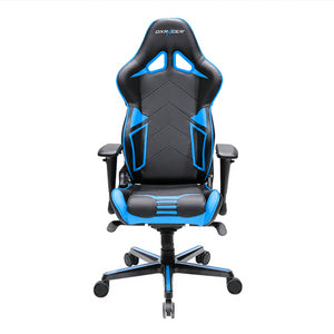 DXRacer OH/RV131/NB Black/Blue Racing Series Gaming Chair - Racer Gaming Chairs