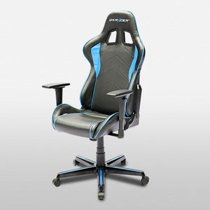 DXRacer OH/FH08/NB Black/Blue Formula Series Gaming Chair - Racer Gaming Chairs