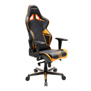 DXRacer OH/RV131/NO Black/Orange Racing Series Gaming Chair - Racer Gaming Chairs