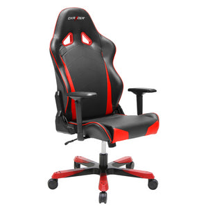 DXRacer OH/TS29/NR Black/Red Tank Series Gaming Chair - Racer Gaming Chairs