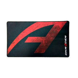 DXRacer MP/93/NR Red/Black Gaming Mousepad - Racer Gaming Chairs