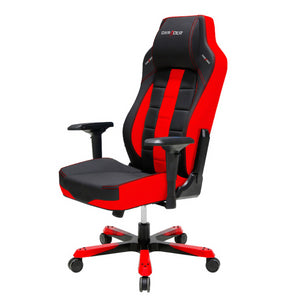 DXRacer OH/BF120/NR Black/Red Boss Series Gaming Chair - Racer Gaming Chairs