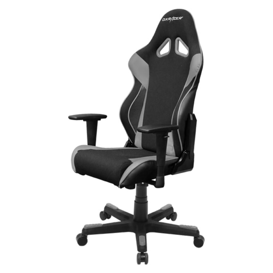 Superieur DXRacer OH/RW106/NG Black/Gray Racing Series Gaming Chair   Racer Gaming  Chairs