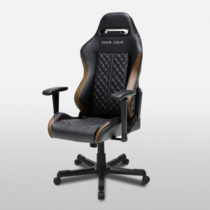 DXRacer OH/DF73/NC Coffee/Black Drifting Series Gaming Chair - Racer Gaming Chairs