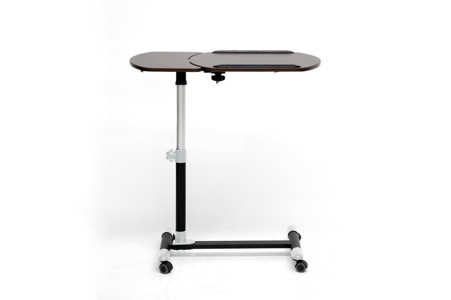 Wholesale Interiors Ollie Black Standing Gaming Laptop Table - Racer Gaming Chairs