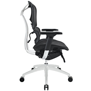 Elevate Mid Back Office Chair - Racer Gaming Chairs