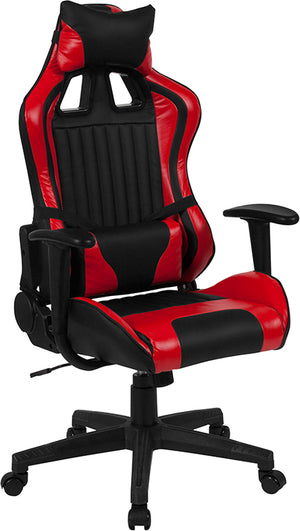 Sebring Black/Red Gaming Office Chair - Racer Gaming Chairs