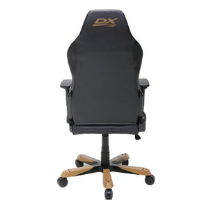 DXRacer OH/WZ06/NC Black/Coffee Work Series Gaming Chair - Racer Gaming Chairs