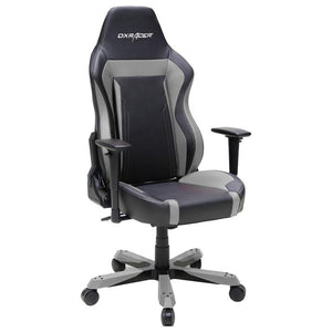 DXRacer OH/WZ06/NG Black/Gray Work Series Gaming Chair - Racer Gaming Chairs