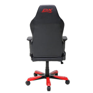 DXRacer OH/WZ06/NR Black/Red Work Series Gaming Chair - Racer Gaming Chairs