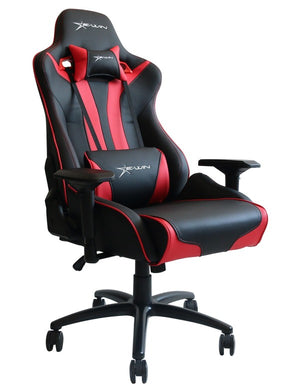 EWin FLG-XL Flash XL Size Gaming Office Chair with Pillows - Racer Gaming Chairs