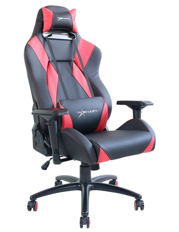 EWin HRC Hero Series Gaming Office Chair with Pillows - Racer Gaming Chairs