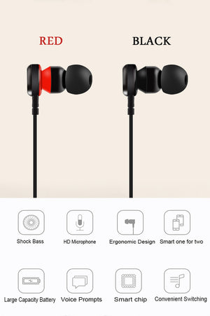 Bluetooth 4.2 Earphones - Racer Gaming Chairs