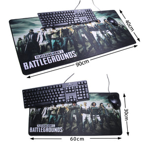 Playerunknown's Battlegrounds Gaming Mouse Pad - Racer Gaming Chairs