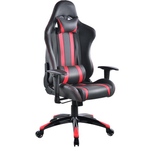 Cypher Red Racing Gaming Chair