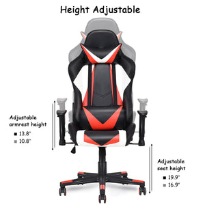 Clutch Racing Cheap Gaming Chair - Racer Gaming Chairs