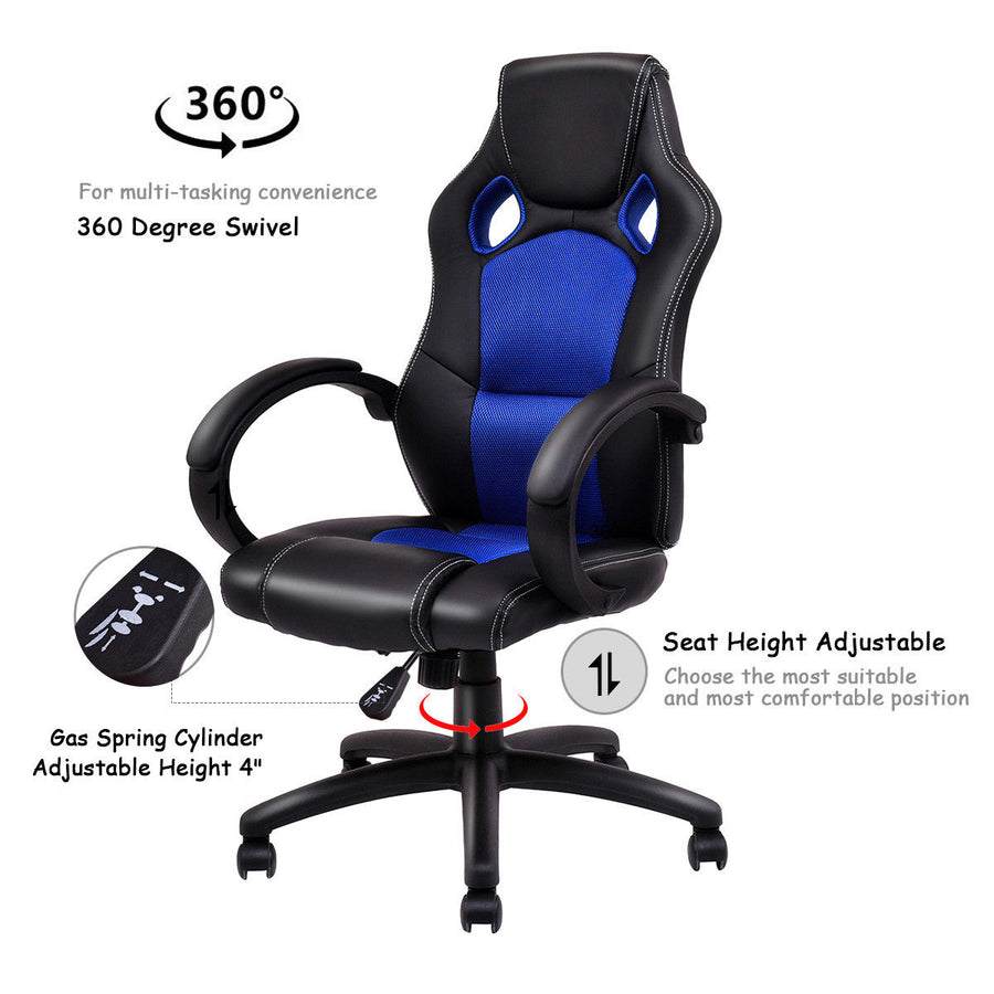 Phantom Gaming Chair - Racer Gaming Chairs