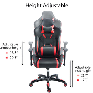 Lightning Racing Gaming Chair - Racer Gaming Chairs