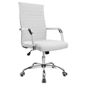 Eames Style Executive Leather High Back Gaming / Office Chair - Racer Gaming Chairs