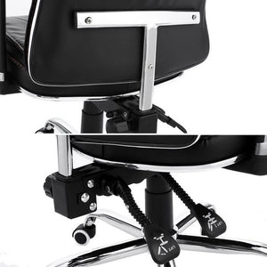 Leather High Back Executive/Gaming Chair - Racer Gaming Chairs