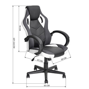Hyperion Racing Gaming Chair - Racer Gaming Chairs