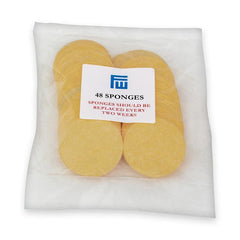 Extra Fisher Wallace Sponges for Kortex®  (48 pack) - Special Discount