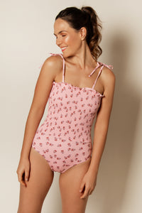 ELISE PINK ONE PIECE