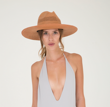 BEACH HAT - CUENCA DARK