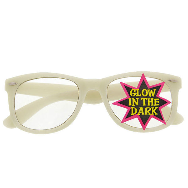 Glow in the Dark Rave Party Sunglasses - grinderPUNCH