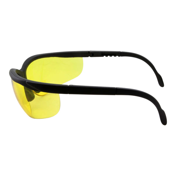 Bifocal Safety Reading Sunglasses I Yellow Driving Night Vision Glasses - grinderPUNCH