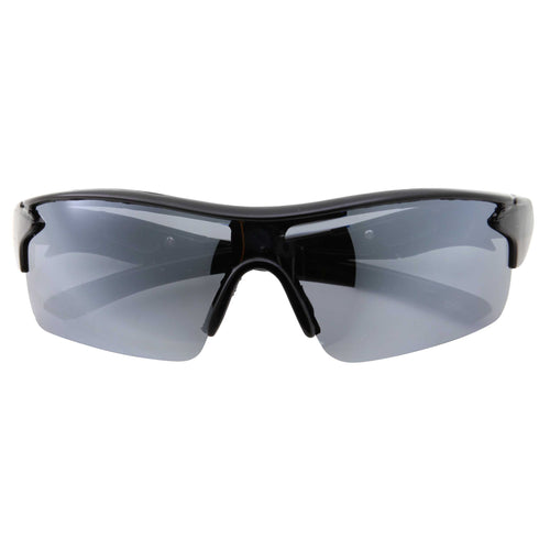 Mens Sport Performance Polarized Rectangle Sunglasses - grinderPUNCH
