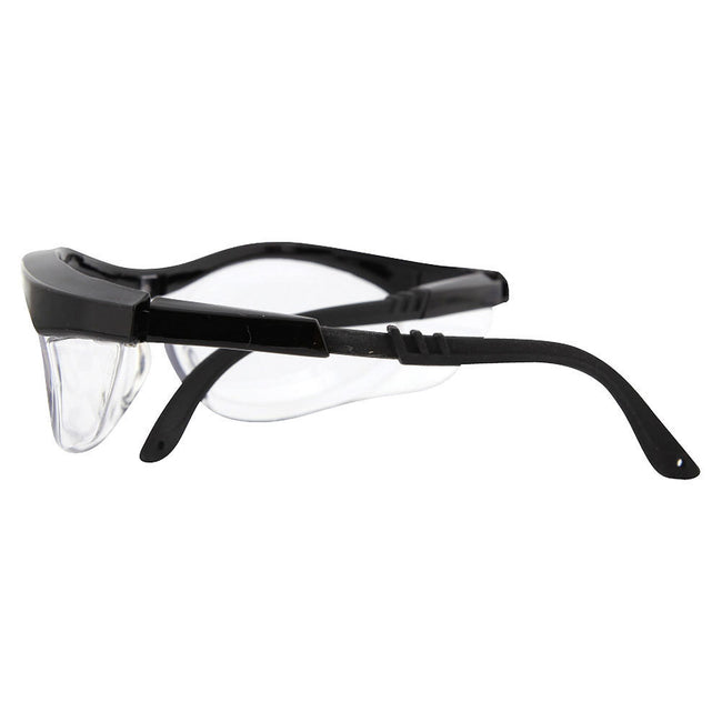 Adjustable Temple Safety Glasses - grinderPUNCH