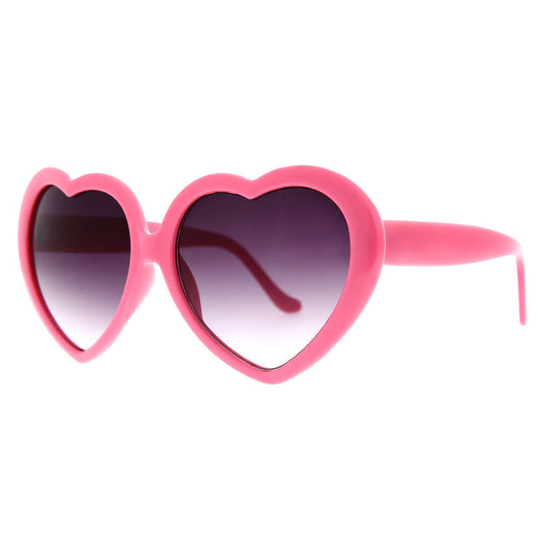 Large Heart Novelty Sunglasses - grinderPUNCH