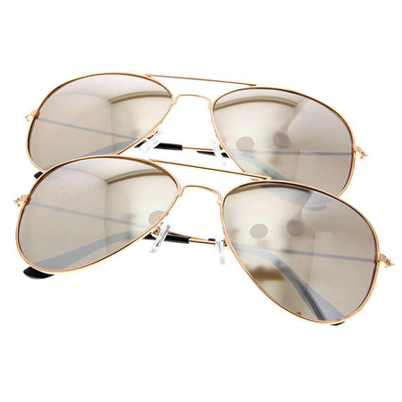 Large Retro King Of Rock And Roll Elvis Aviator Sunglasses