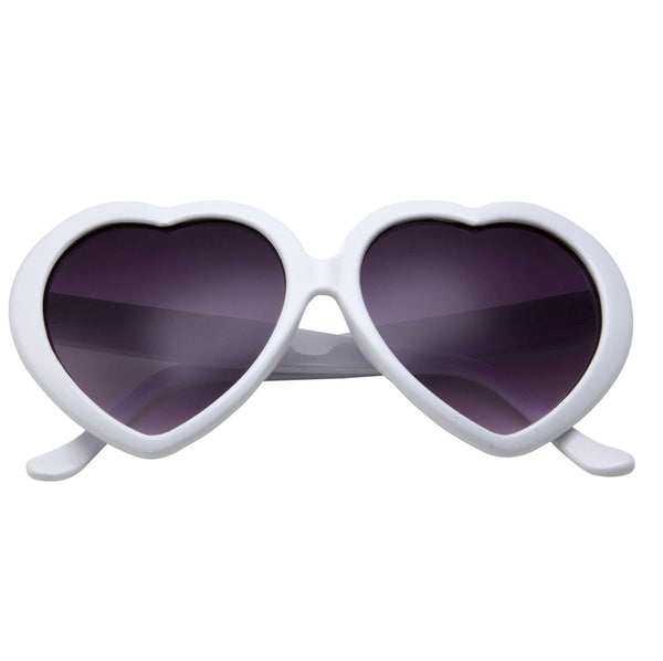 Large Heart Novelty Sunglasses