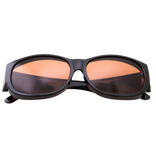 Safety Protective Fit Over Driving Lens Sunglasses - grinderPUNCH