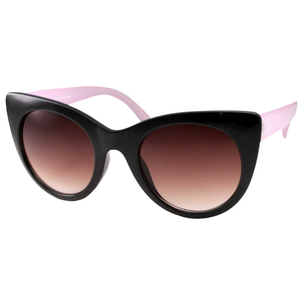 Retro Cat Eye Fashion Sunglasses Vintage Inspired Sunwear for Women - grinderPUNCH
