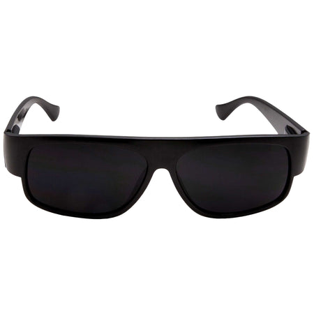 Internet Black Bar Party Costume Sunglasses