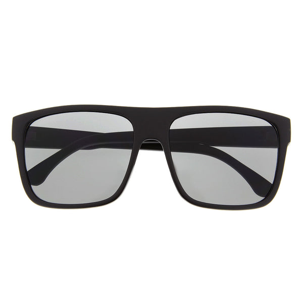 Men's Oversized Square Flat Top Sunglasses - grinderPUNCH