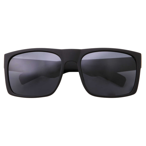 Mens Premium Sports Rectangle Frame Sunglasses - grinderPUNCH