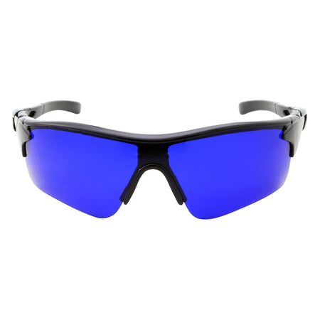 Men's Sports Wrap Polarized Sunglasses