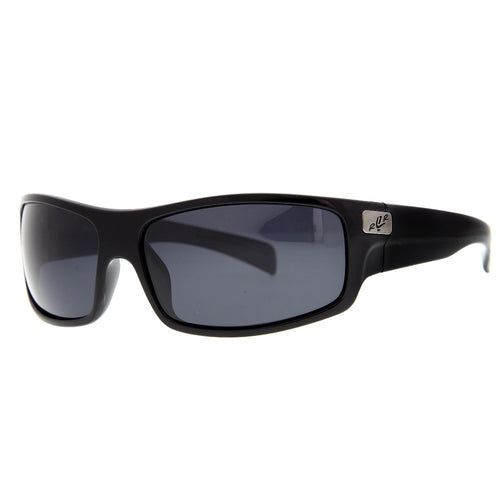 Men's Sports Wrap Polarized Sunglasses - grinderPUNCH