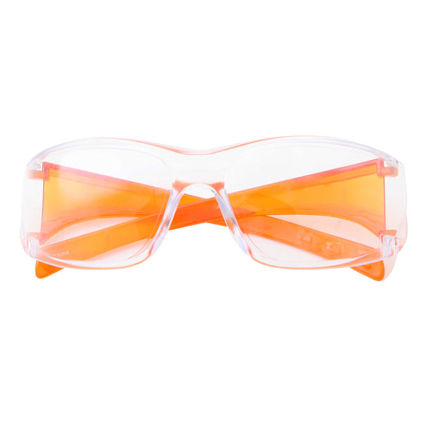 Safety Full Wrap Protective Clear Lens Eyewear Goggles - grinderPUNCH
