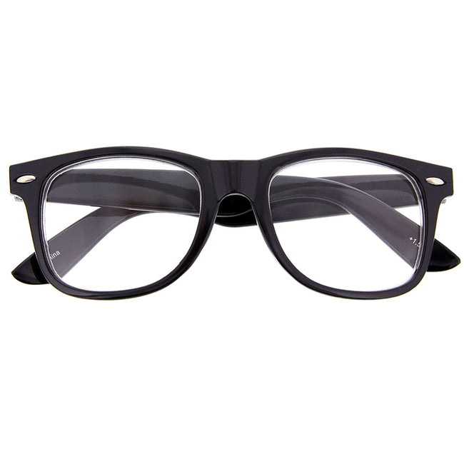 Classic Retro Reading Glasses - grinderPUNCH