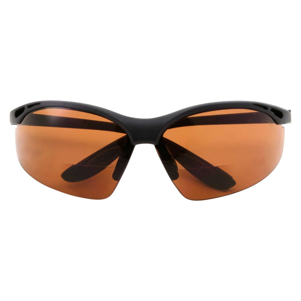 Safety glasses - Brown Lens - grinderPUNCH