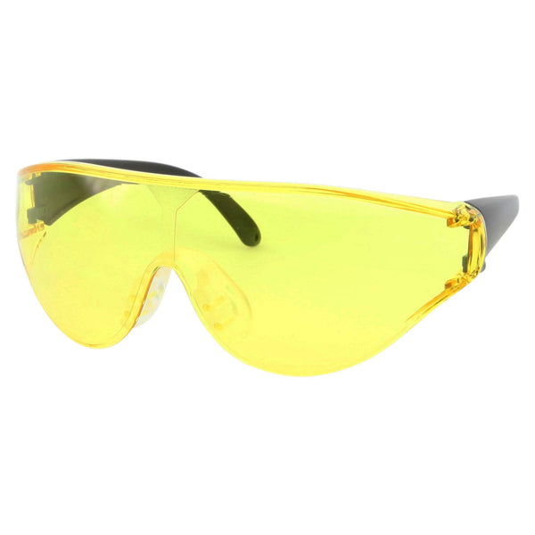 Safety glasses - Yellow Lens - grinderPUNCH