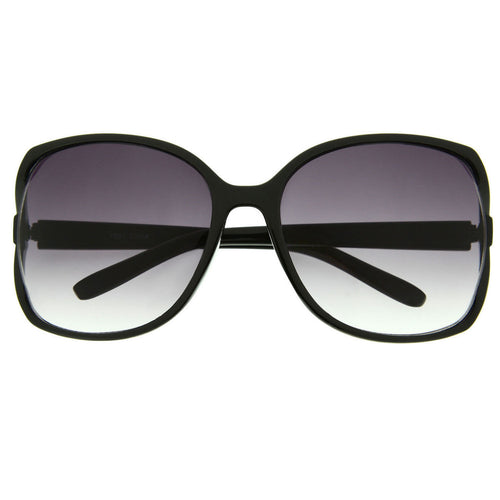 Women's Designer Inspired Large Oversized Square Sunglasses Fashion Cute - grinderPUNCH