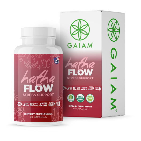 Hatha Flow Stress Support